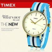 【人文行旅】TIMEX | 天美時 TW2P91000 Waterbury INDIGLO 學院風文青 夜光指針錶
