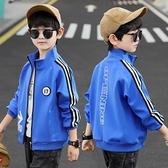 男童秋裝外套兒童秋季上衣2020新款大童韓版棒球服潮10歲12夾克13
