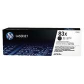 HP 83X CF283X 原廠高印量黑色碳粉匣 適用 M201d/M201dw/M225dn/M225dw