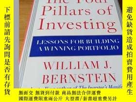二手書博民逛書店The罕見Four Pillars of Investing c