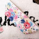 外流。彩色美呆植物花卉化妆包【H5741】