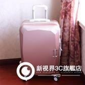 學生拉桿箱女20寸 旅行箱20寸 行李箱拉桿 旅游箱20寸皮箱子