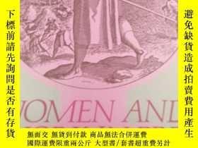 二手書博民逛書店women罕見and work in pre-industria