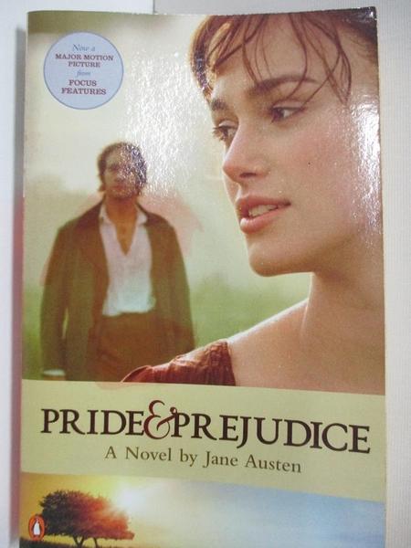 【書寶二手書T1/原文小說_H6Y】Pride and Prejudice_Jane Austen