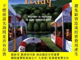 二手書博民逛書店The罕見Mournful Teddy (a Bear Collector s Mystery)Y256260