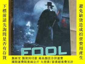 二手書博民逛書店Fool罕見MoonY85718 Jim Butcher Roc 出版2001