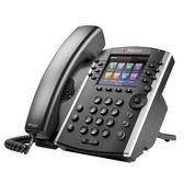 <客製專業商品請來電洽詢>Polycom VVX 401(SFB版)桌上型IP話機