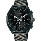 ALBA 限量東京街頭計時手錶-42mm VD53-X374SD(AT3H07X1)