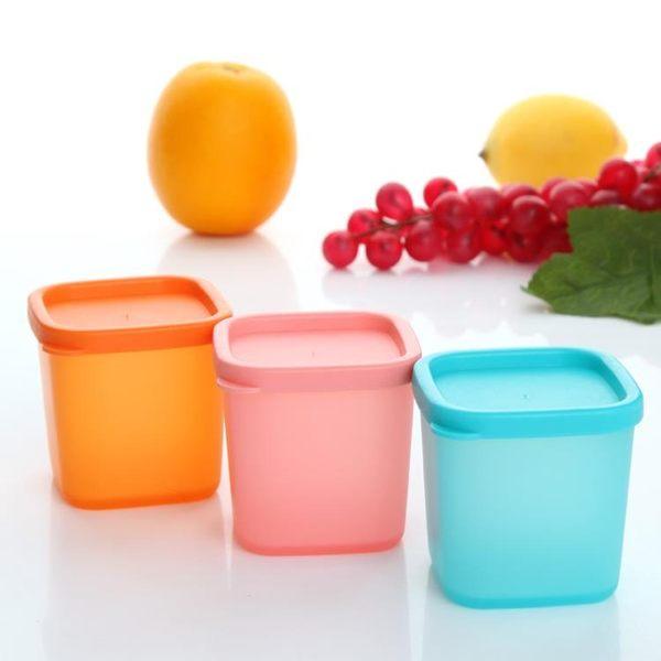 [超豐國際]冰箱迷你保鮮盒飯盒收納盒 微波爐密封盒塑料盒子小便當