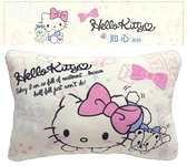 車之嚴選 cars_go 汽車用品【PKTD009P-04】Hello Kitty 知心系列 座椅頸靠墊 護頸枕 頭枕 午安枕 1入
