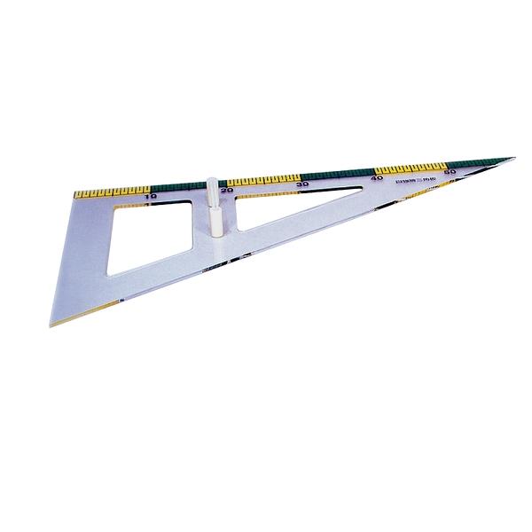 STRONG 自強牌教學壓克力三角板(直角)