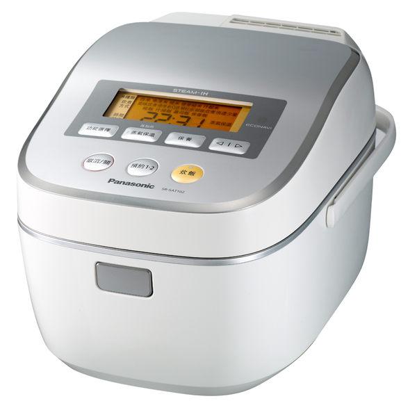 國際 Panasonic 6人份IH微電腦電子鍋 SR-SAT102