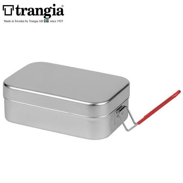 『VENUM旗艦店』Trangia 瑞典方形鋁製便當盒/煮飯神器 Mess Tin TR-309 大紅把手 500309