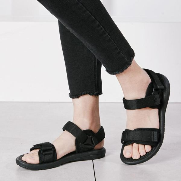 涼鞋 學生休閒鞋 運動沙灘鞋【非凡上品】nx2431