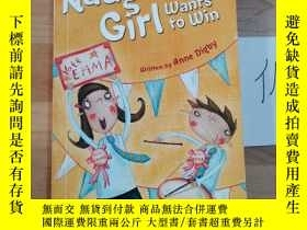 二手書博民逛書店The罕見Naughtiest Girl wants to winY246207
