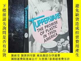 二手書博民逛書店the罕見promise of plastic in 1950s