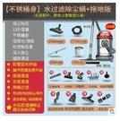 商用吸塵器 吸塵器家用強力大功率小型超靜音除蟎幹濕吹商用大吸力吸塵機 可卡衣櫃