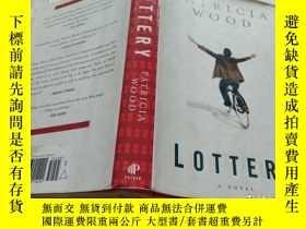 二手書博民逛書店Patricia罕見Wood:Lottery 英文原版大開Y286151 Patricia Wood Putn