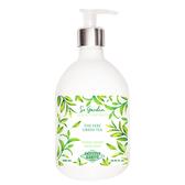 Institut Karite Paris 巴黎乳油木綠茶花園香氛液體皂(500ml)【ZZshopping購物網】
