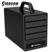 STARDOM SR4-TB3-B 3.5吋/2.5吋 Thunderbolt3 4bay 磁碟陣列設備