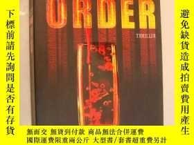 二手書博民逛書店LETZTE罕見ORDER (THRILLER)Y164736
