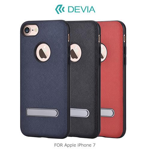 摩比小兔~ DEVIA Apple iPhone 7 品範支架保護套 保護套