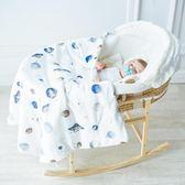 1212年終盛典 初生兒秋冬夾棉款嬰兒包被加厚全棉新生兒抱被寶寶襁褓抱毯