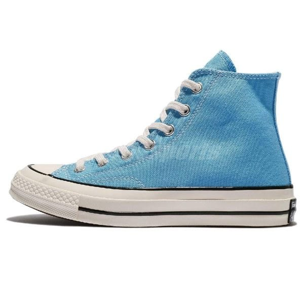 *Converse Chuck Taylor All Star 70 粉藍 白 奶油底 1970 基本款 女鞋 1970 138737C