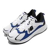 New Balance 慢跑鞋 Roav NXT Wide 寬楦頭 藍 白 男鞋 緩震中底 運動鞋【ACS】 MRNXTLW2E