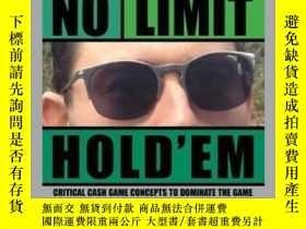 二手書博民逛書店How罕見to Crush No-Limit Hold emY410016 Dusty Schmidt Pau