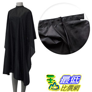 [103 美國直購] Professional Hair Salon Nylon Cape with Snap Closure - 50  x 60 專業髮廊尼龍斗篷 $601