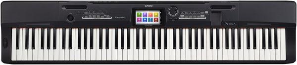 【敦煌樂器】CASIO PX360 88鍵電鋼琴內含自動伴奏琴功能 黑色