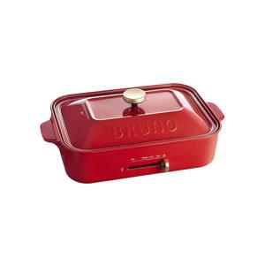 Bruno多功能電烤盤 紅