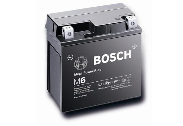博士 BOSCH AGM電瓶(YT7B) 機車用 KYMCO MANY VJR GP2 超級金牌