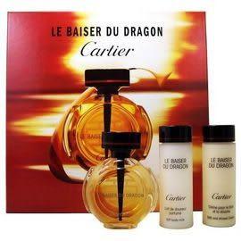 Cartier Le Baiser Du Dragon 龍之吻限量禮盒 50ml