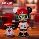 POPMART泡泡瑪特 鼠小小STAYREAL搖滾熱浪系列盲盒不支持退貨退款 熊熊物語