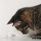 小貓咪解悶神器自動逗貓器自嗨逗貓棒電動逗貓貓玩 【快速出貨】