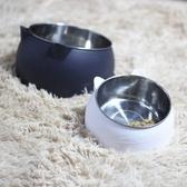 貓碗保護頸椎貓咪單碗食盆喝水碗