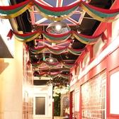 聖誕節飾品 掛旗吊旗聖誕節波浪旗裝飾品掛飾店鋪店面兒童幼兒園布置場景裝扮 免運 維多