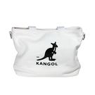 KANGOL 側背包 帆布 白色 6125170900 noC90