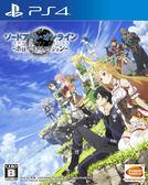 PS4 刀劍神域 -虛空幻界-(中文版)