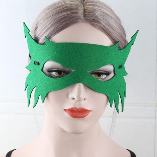 熱銷新品 新款鬼步舞簡約個性面具派對舞會成人男士面罩萬圣節食人鬼假面