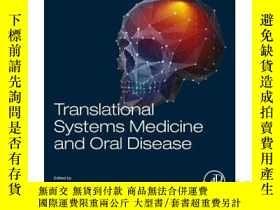 二手書博民逛書店Translational罕見Systems Medicine