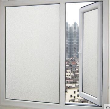 窗戶玻璃貼 磨砂玻璃貼膜辦公室窗戶衛生間磨砂貼紙玻璃貼透光不透明【限時八五鉅惠】