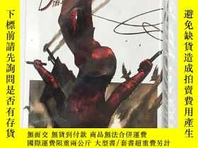 二手書博民逛書店Marvel罕見Daredevil: The Man Without Fear 漫威敢死魔:無懼之人 英文原版 漫