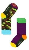 Happy  socks襪子  瑞典設計名牌2雙男童襪