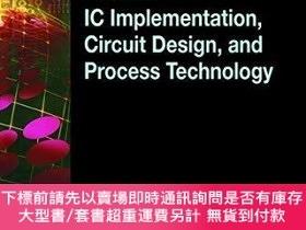 二手書博民逛書店Eda罕見For Ic Implementation, Circuit Design, And Process T