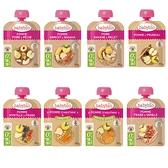 BABYBIO 生機果泥90g(13款可選)-法國原裝進口6個月以上嬰幼兒專屬副食品