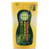 南僑水晶肥皂食器洗滌液體補充包800ml/8包/箱(免運費)