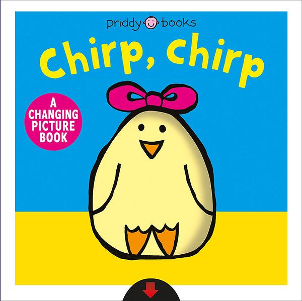 【幼兒操作書】CHIRP CHIRP /CHANGING PICTURE BOOK《主題:復活節.幼兒遊戲操作書》